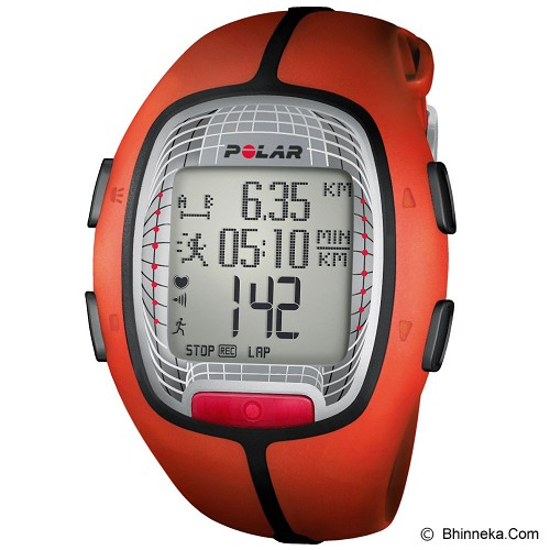 POLAR Running [RS300X] - Orange - Gps & Running Watches